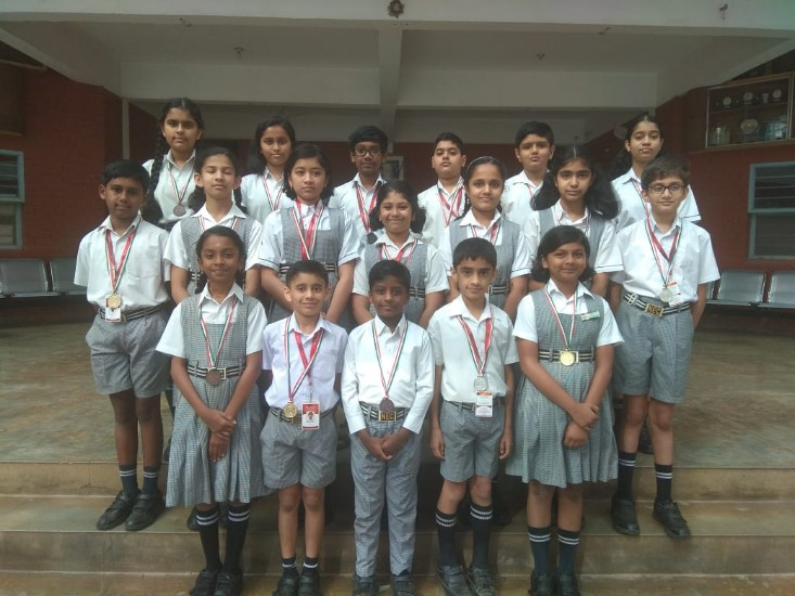 Olympiad Results