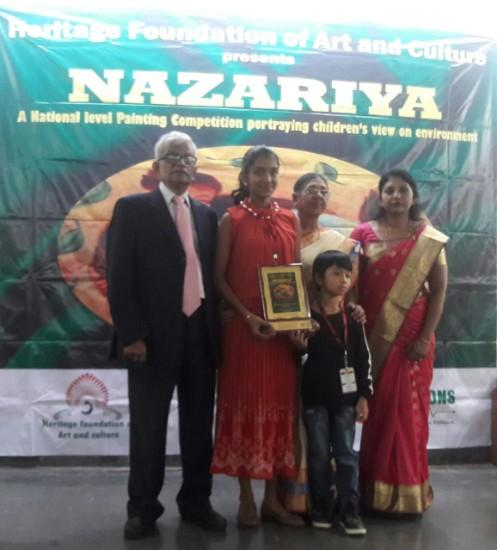 PRIZE WINNERS of NAZARIYA