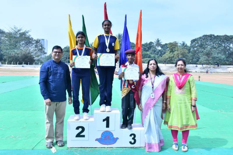 ANNUAL SPORTS DAY-