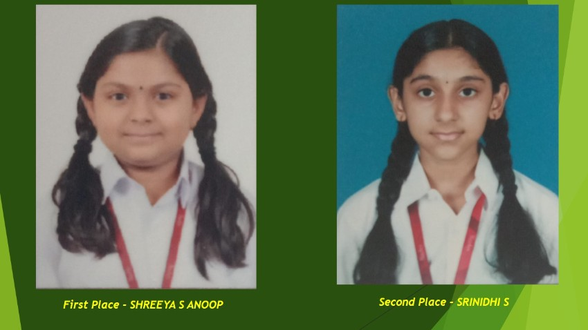 Virtual Interschool Sanskrit Competition JSS AMRUTHAMBUDHIHI-2020